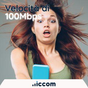 Offerta 100Mb in Provincia di Torino, ICCOM