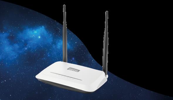 Router-Standard-Netis-Internet-Wifi