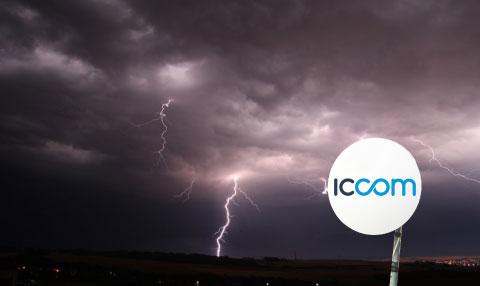 Dispositivi ICCOM – Come comportarsi durante i temporali, ICCOM