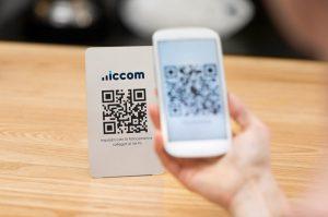 Nascono i QR Code di ICCOM!, ICCOM