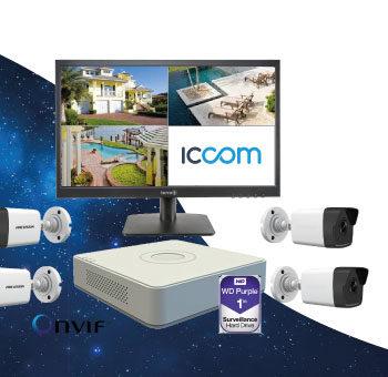 Pacchetti Smart Home, ICCOM